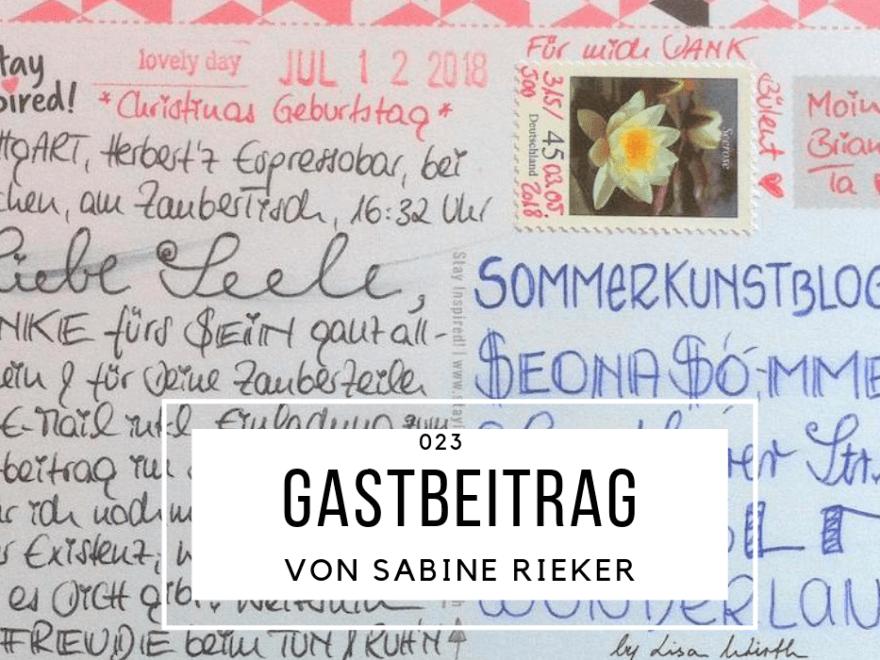 Titelbild Gastbeitrag Sabine Rieker