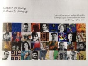 """Ausstellungskatalog """"Kulturen im Dialog"""""""